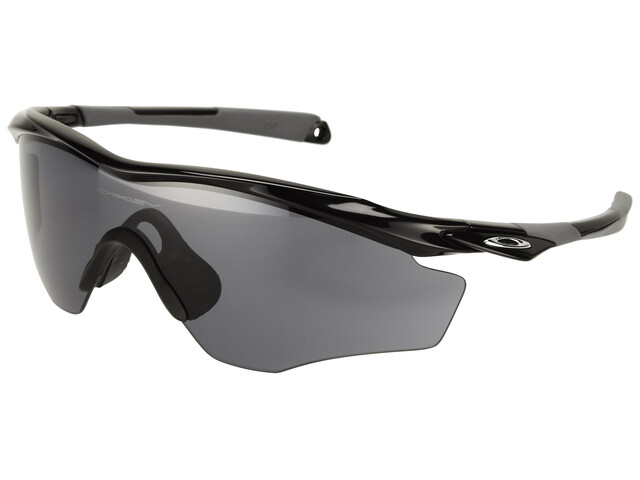 Oakley M2 Frame XL polished black/grey